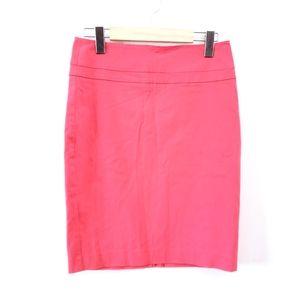 Coral Pencil Skirt RW&CO